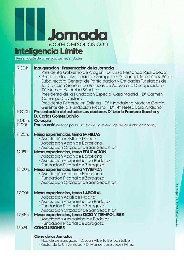 inteligencia limite Zaragoza
